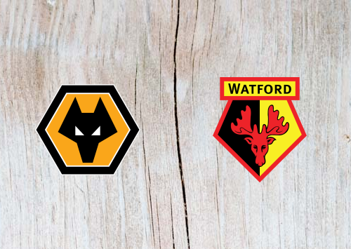 Wolverhampton vs Watford - Highlights 20 October 2018