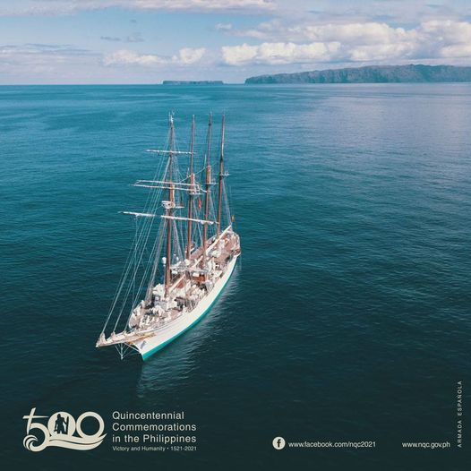 500th anniversary of the Philippine part of the first circumnavigation of the world