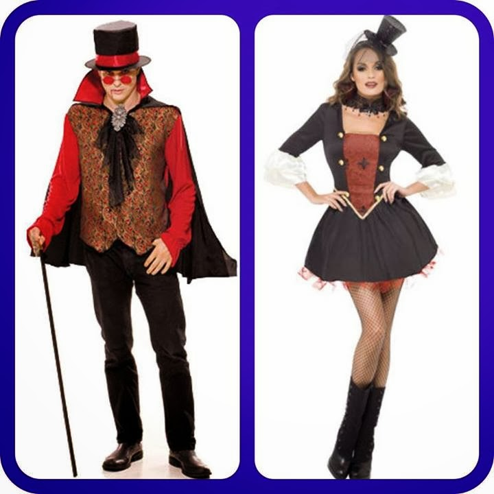 Costume Ideas - His and Hers  sc 1 st  Fancy Party & Fancy Party - Costumes u0026 Accessories - Fancy Dress for Halloween ...