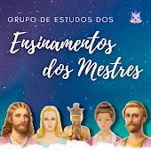 Publicações diárias com mensagens dos Mestres