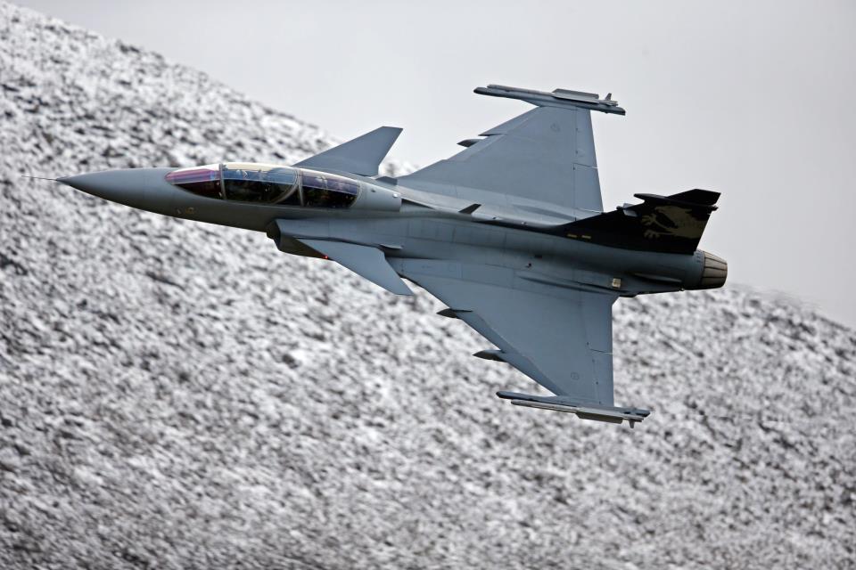 BEST FIGHTER FOR CANADA: Gripen: Sensible Swede?