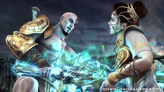 God of War 3 Remastered - Download game PS3 PS4 RPCS3 PC free