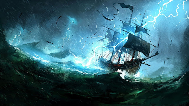 INAUGURATION INFLECTION POINT: The Prophetic Shipwreck, End of America, and End of the Church Age