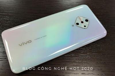 Camera Vivo V17 hình kim cương cực HOT