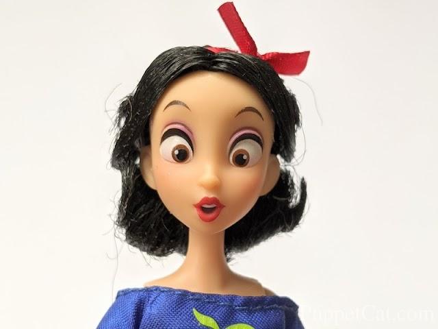 Обзор мини куклы Белоснежки из сета Ральф против интернета