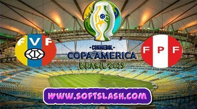 شاهد مباراة فنزويلا ضد بيرو مباشر live أو عبر iptv جميع الجودات