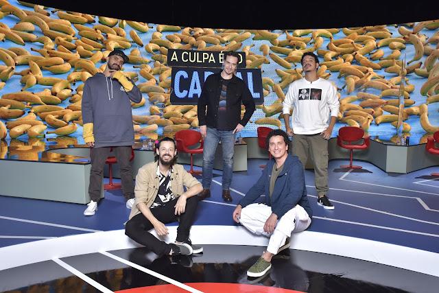 Comedy Central - Programação Semanal de 25 a 31 de janeiro
