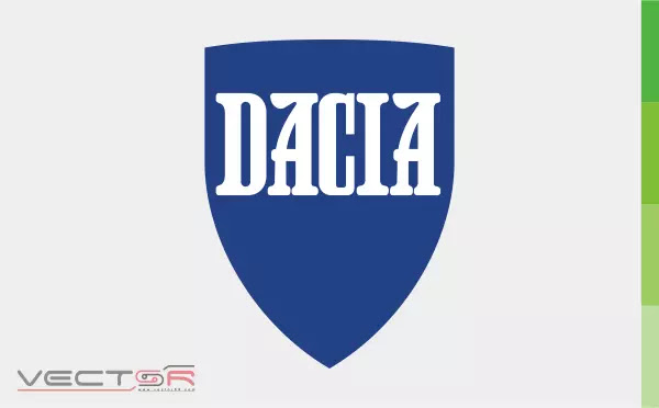 Automobile Dacia S.A. (1997) Logo - Download Vector File CDR (CorelDraw)