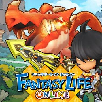 Fantasy Life Online (MOD, Damage/Defense) APK Download