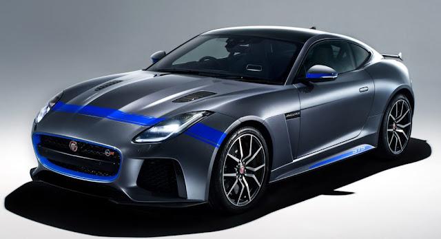 Geneva Motor Show, Jaguar, Jaguar F-Type, New Cars, SVO