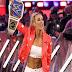 Carmella é apontada como a misteriosa do SmackDown