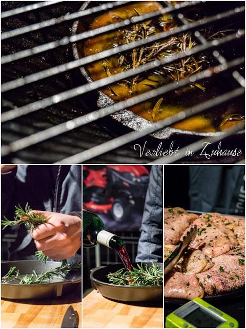 Grillseminar Steingrobe Tipps und Tricks für Grill-Saucen