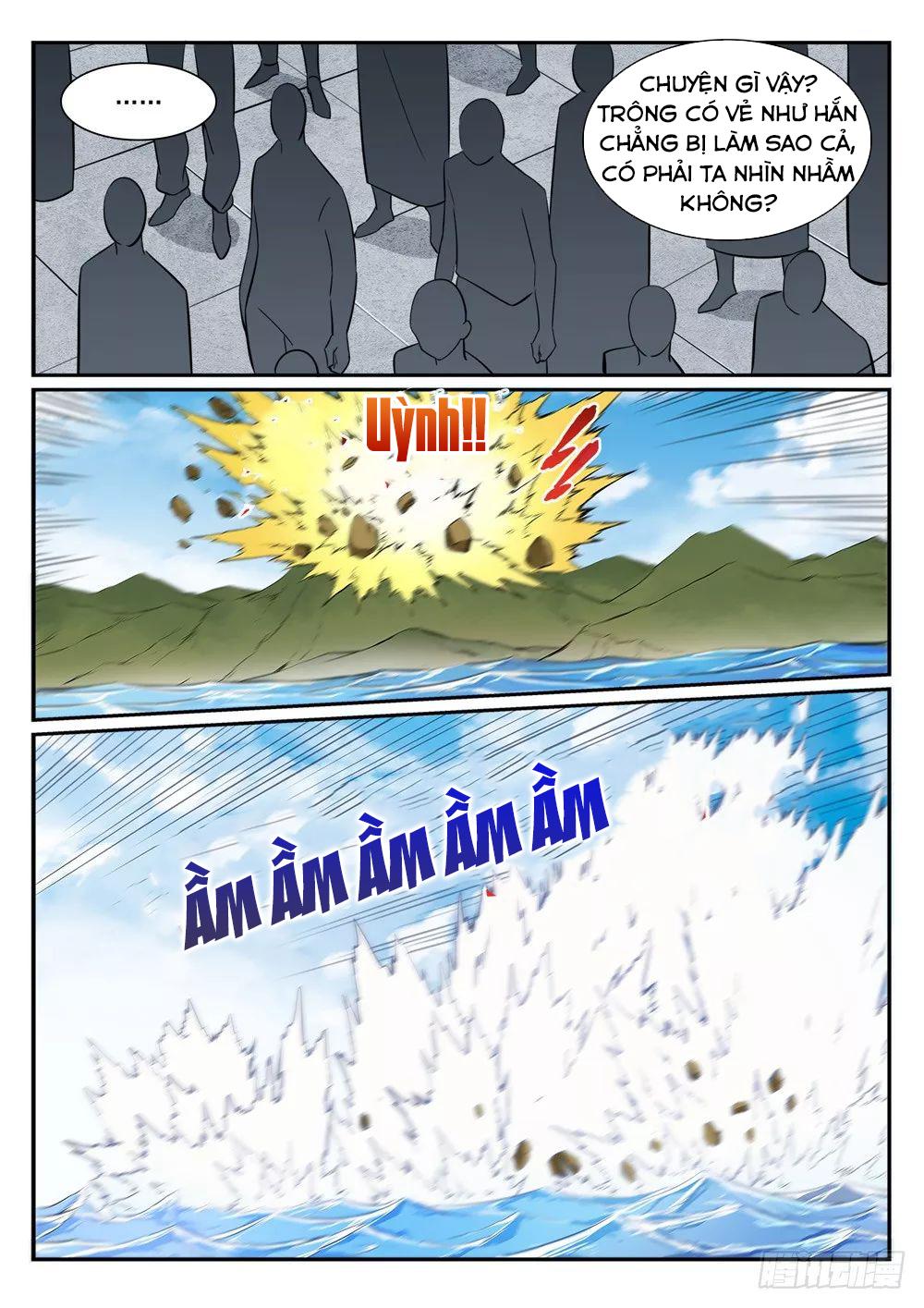 Bách Luyện Thành Thần Chapter 396 video - Hamtruyen.vn