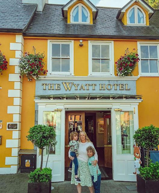 Our Stay At The Wyatt Hotel, Westport, County Mayo