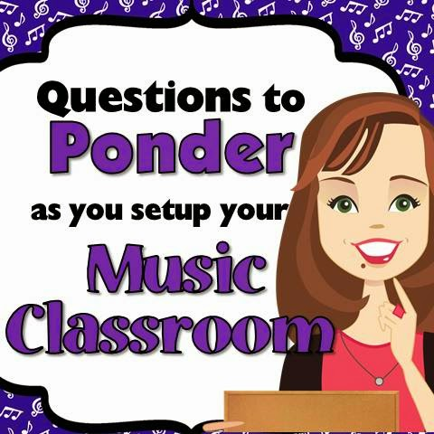 Practical tips for organizing and setting up your music room.  Ideas for arranging your furniture for multiple classroom activities, DIY storage solutions, planning for transitions (singing to writing, dancing to sitting, etc…).  This post is crammed full of ideas from a veteran music teacher.