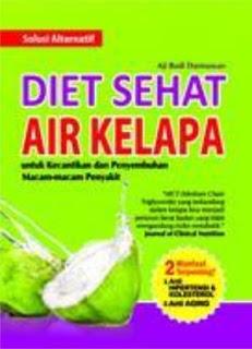 buku Diet Sehat Air Kelapa Aji Budi Darmawan