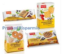 Logo Diventa tester Germinal Bio (crackers, frollini, merendine) della linea Tutti Buoni