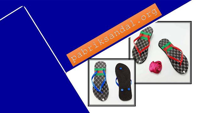 PROMO !!! Sandal Trendy dengan Harga Termurah- Sandal GC Simplek AB
