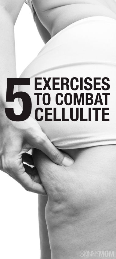 For Everyone Who Loathes Their Cellulite, This Workout Is For You