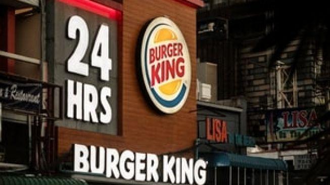 Ilustrasi gerai Burger King. (Unsplash/Sizzikova)