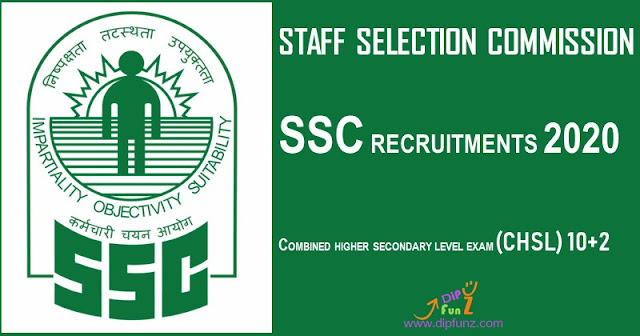 SSC Requirement 2020