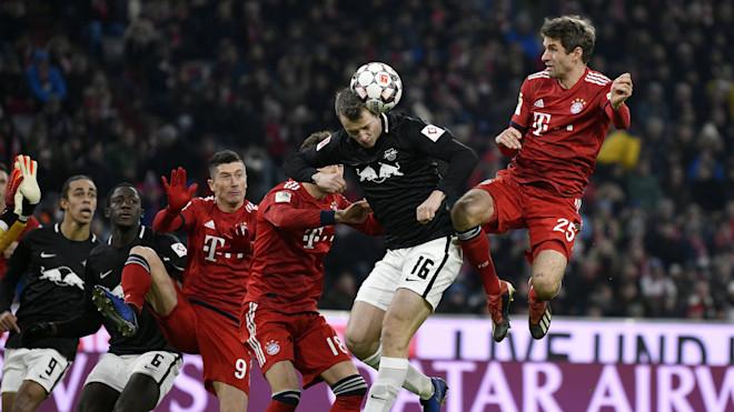 موعد مباراة بايرن ميونخ وار بي لايزبيج في الدوري الالماني