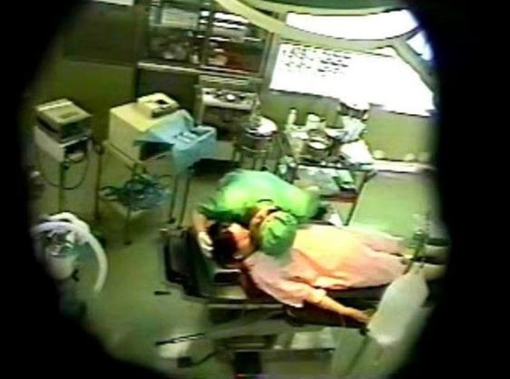 Doctor Caught On Tape Molesting A Patient Under Anesthesia!