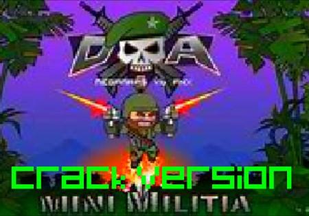 Mini militia crack version
