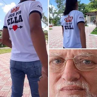 Meme San Valentín camiseta enamorados