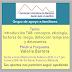 Grupo de Apoyo a Familiares. Tema: Introducción TAB: concepto, etiología, factores de riesgo, detención temprana y detonantes.