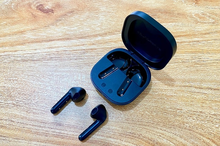 SoundPEATS TrueAir 2 TWS Earbuds Design Review