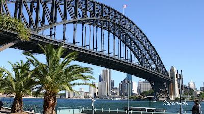 ้้สะพานฮาเบอร์บริต ซิดนีย์ ออสเตรเลีย