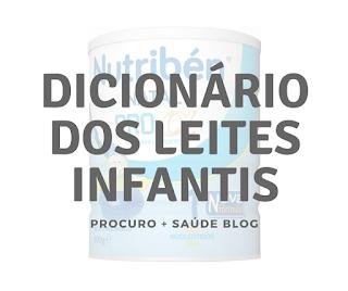 Dicionário dos leites infantis
