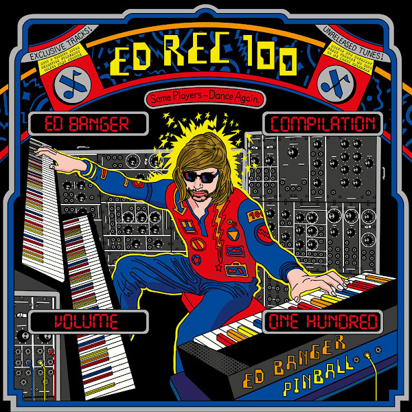 Various Artists - Ed Rec 100 Cover