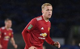 Man Utd open to Van de Beek swap talks with Juventus