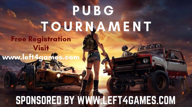 PUBG Tournament Superior Gold Campus