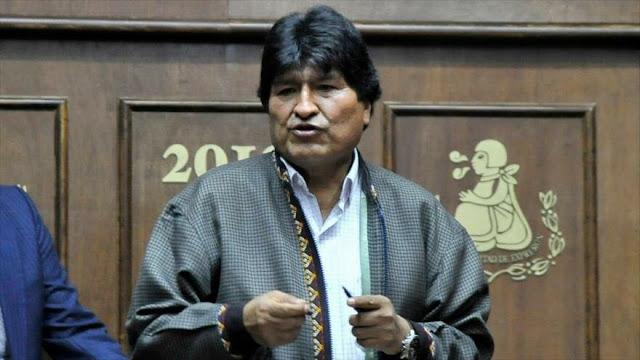 "Evo Morales llega a Argentina para quedarse como ""refugiado"""