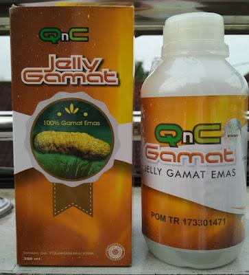 Cara Menyembuhkan Nyeri Haid Secara Tradisional - Jelly Gamat QnC