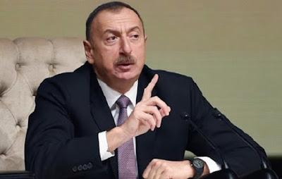 İlham Əliyev: Kasıbın malına, ərzaq payına göz dikən xaindir