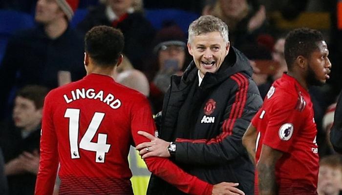 Hajar Tottenham, Taktik Manchester United Berlangsung Mulus
