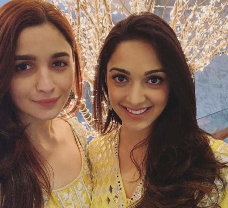 Kiara Advani name was Alia and has a connection with Priyanka Chopra