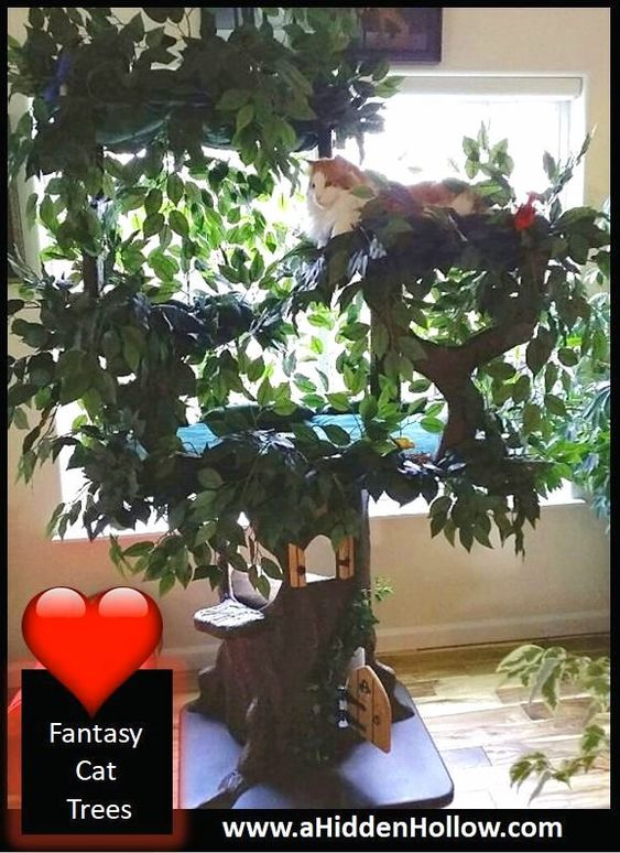 Large Cat Tree for Large Cats