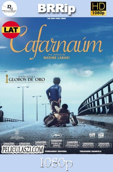 Cafarnaúm: La Ciudad Olvidada (2018) HD BRRip 1080p Dual-Latino