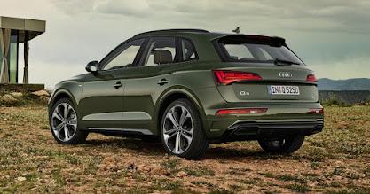 2021 Audi Q5 Review, Specs, Price