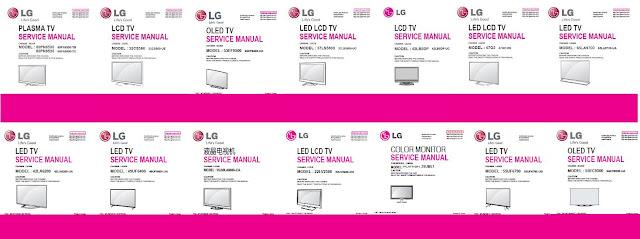 lg 4400 tv manual