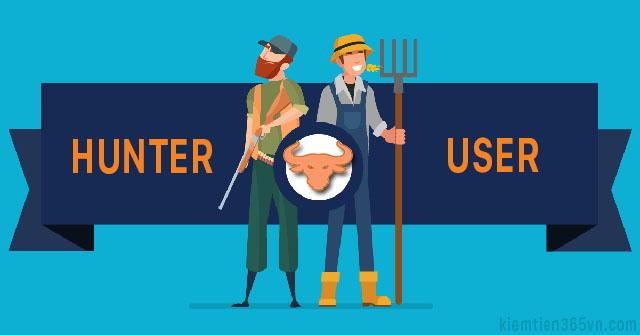 hunter-vs-user