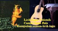 Celoteh Camar Iwan Fals