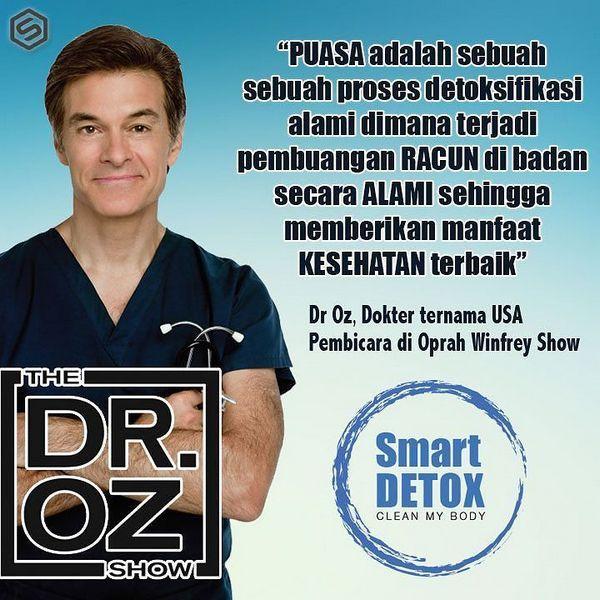 Jual Smart Detox Pelangsing Badan Tanpa Obat Di Konda Sorong Selatan WA: 0813-1930-8376