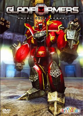Baixar Torrent Gladiformers: Robôs Gladiadores Download Grátis