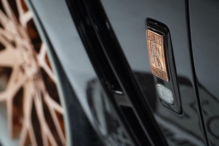 'Bóng ma' Rolls-Royce Ghost độ của ông chủ West Coast Customs